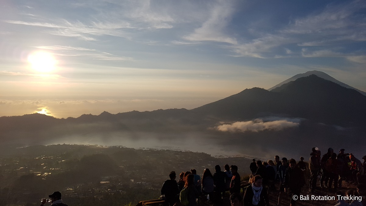 Mt Batur Sunrise Trekking & Hot Springs