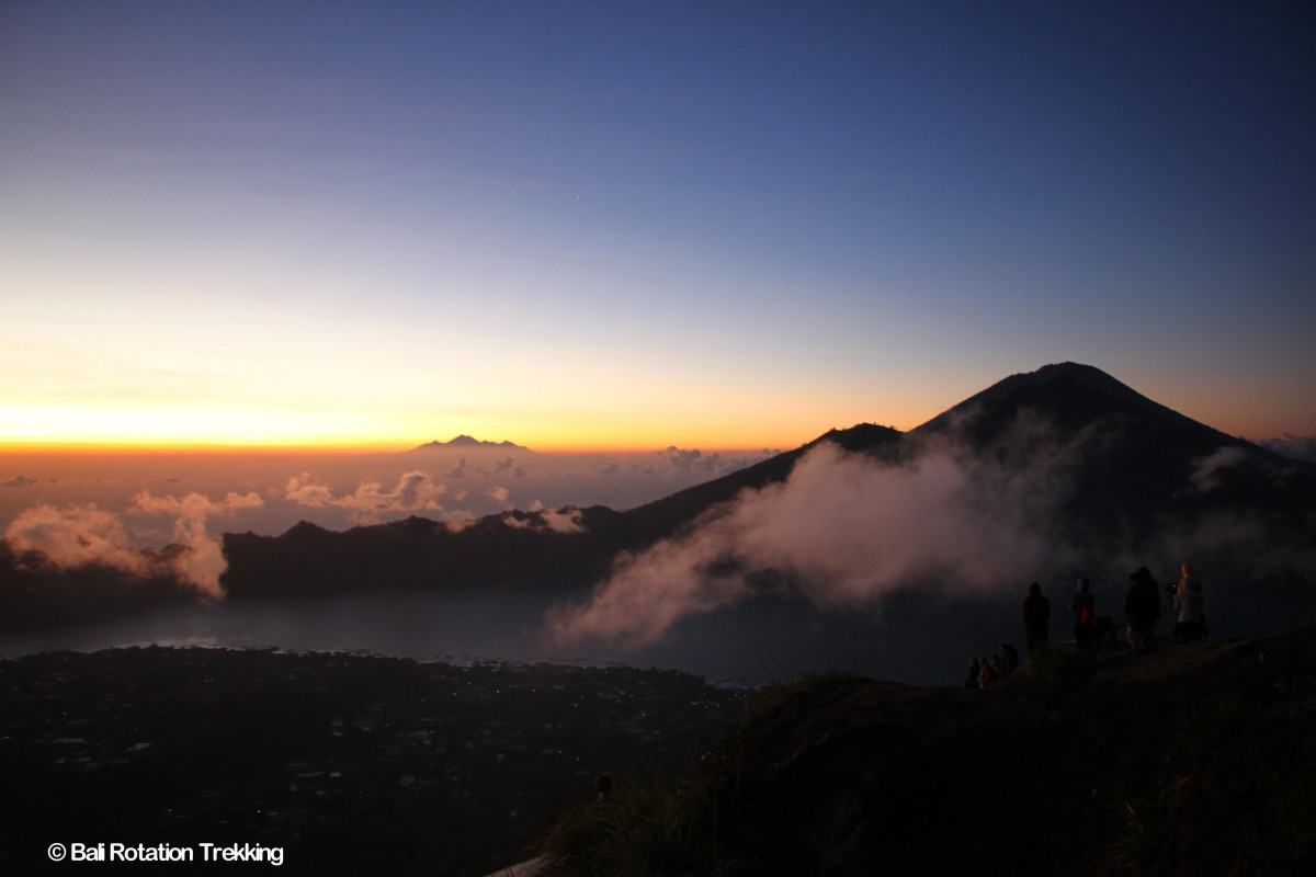 Mt Batur Sunrise Trekking & Massage